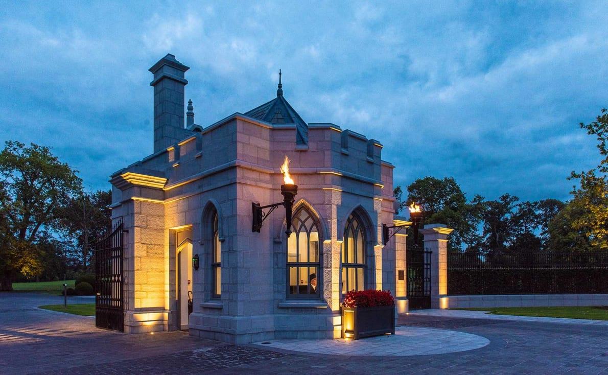 Design and build Gate Lodge Limerick
