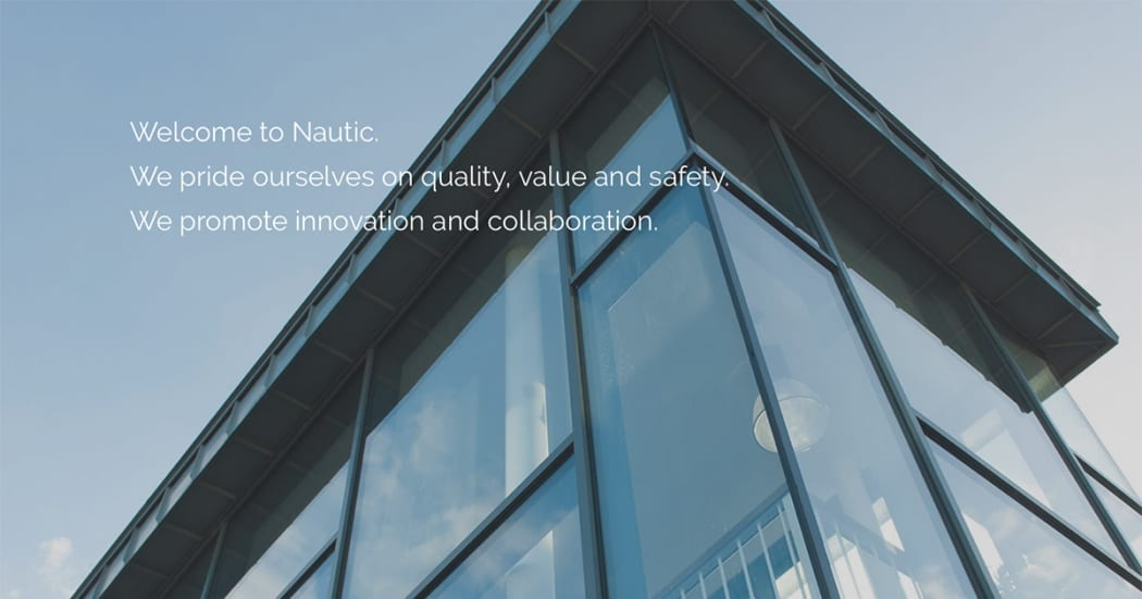 Nautic's New Website