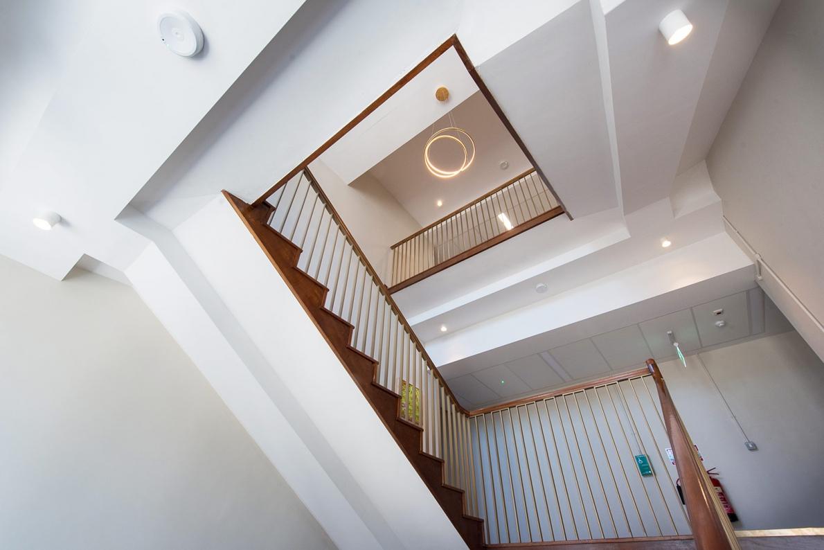 LDO stairs design