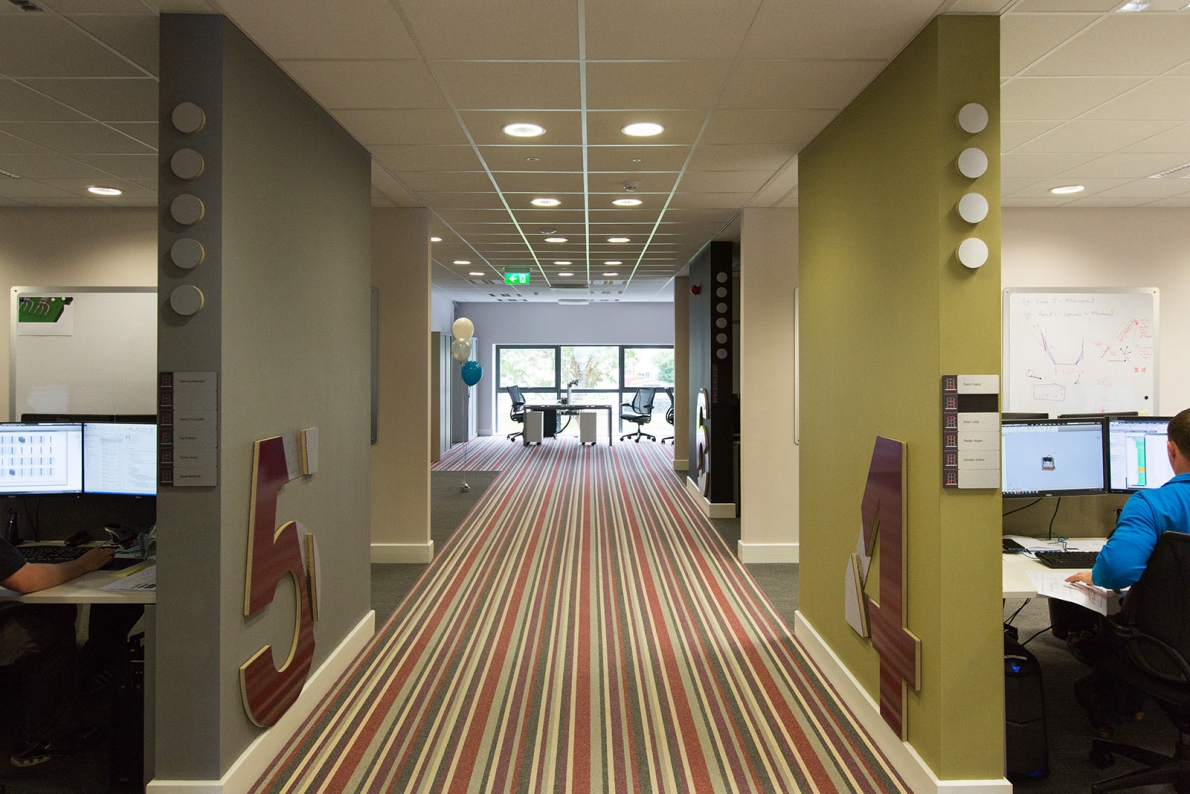 Modular Automation Interior Fit Out